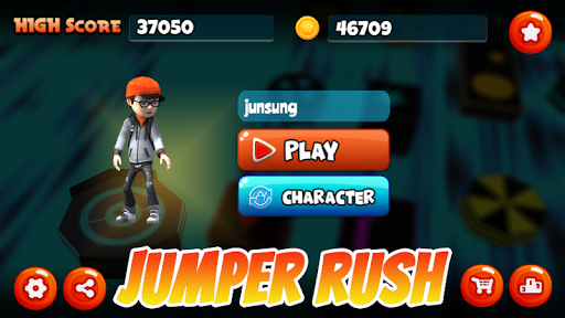 Jumper Rush 1.0 screenshots 1