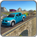 Offroad 4x4 Jeep Hill Climb & Mountain Driving Sim Icon