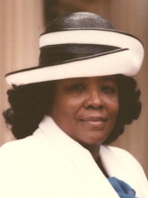 Dr. Rosita Beatrice Missick Butterfield