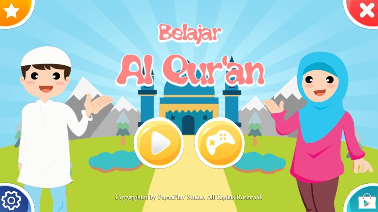 Belajar Al Quran Apl Android Di Google Play