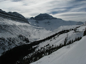 Photo: Mt. Saskatchewan.