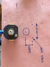 Photo: Allen Valve to replace the Weatherhead valve.