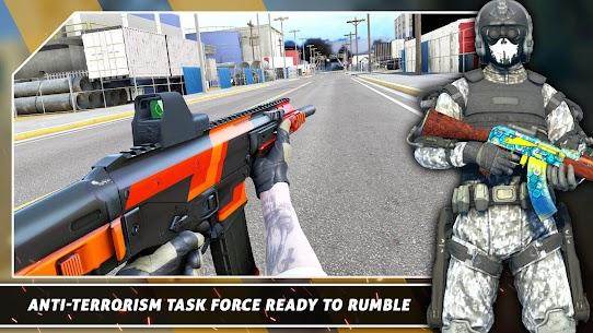 Counter Terrorist Strike FPS Shooting Games MOD | DUMB ENEMY | NO ADS 3