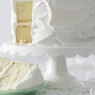 Favorite Vanilla Bean Cake.