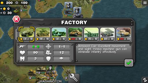 Glory of Generals 1.2.2 screenshots 2