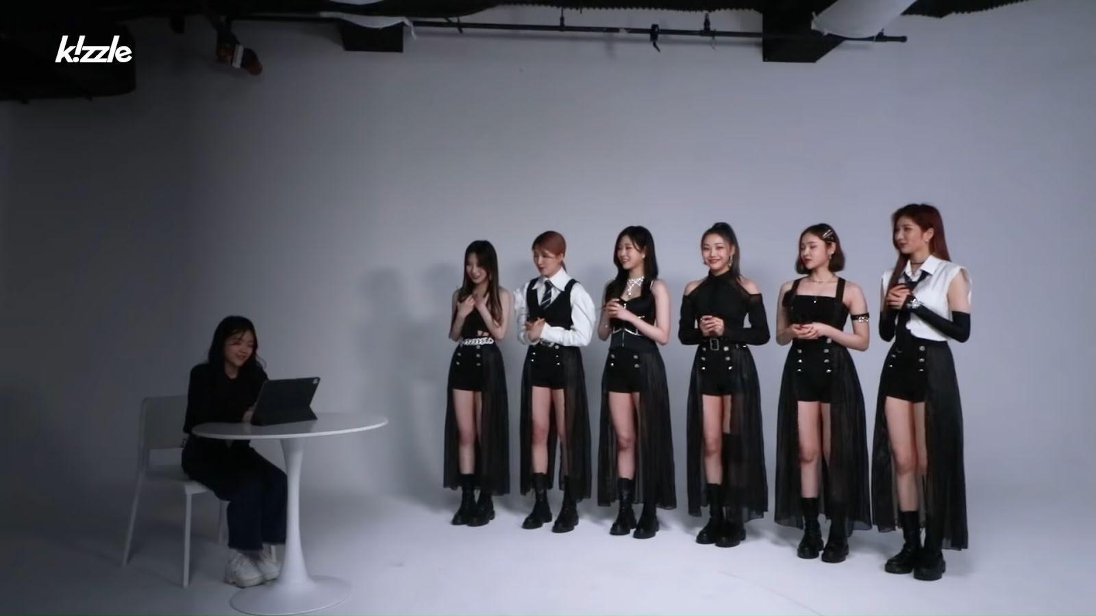 kids said _bixxh_ to the kpop girl group _ Studio Kizzle 0-5 screenshot