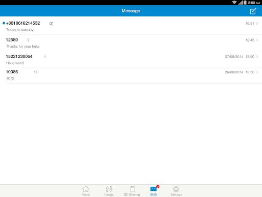 ALCATEL LINK APP 3.5.3 screenshots 12