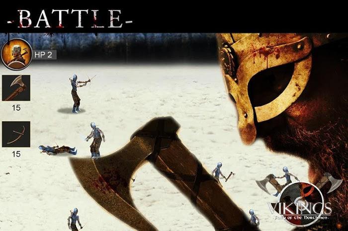 Vikings Fury of the Northmen v1.8 (2016) Full APK Games 2