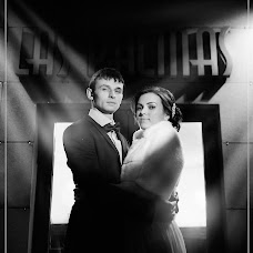 Wedding photographer Andrey Vishniveckiy (CHERRY). Photo of 11.04.2016