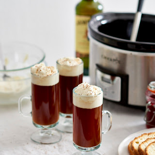 Slow Cooker Irish Coffee.