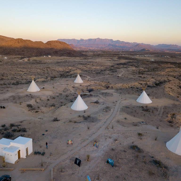 Basecamp Terlingua - Nightly rentals in Terlingua TX