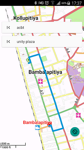 PHNOM-PENH CAMBODIA MAP app (apk) free download for Android/PC/Windows screenshot