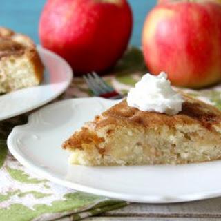 Apple Cinnamon Coffee Cake