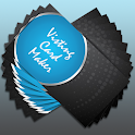 Visiting Card Maker - Business Card Maker icon