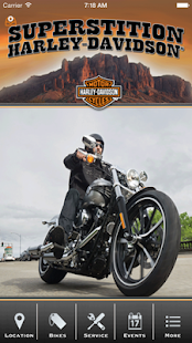 Superstition Harley-Davidson®- screenshot thumbnail