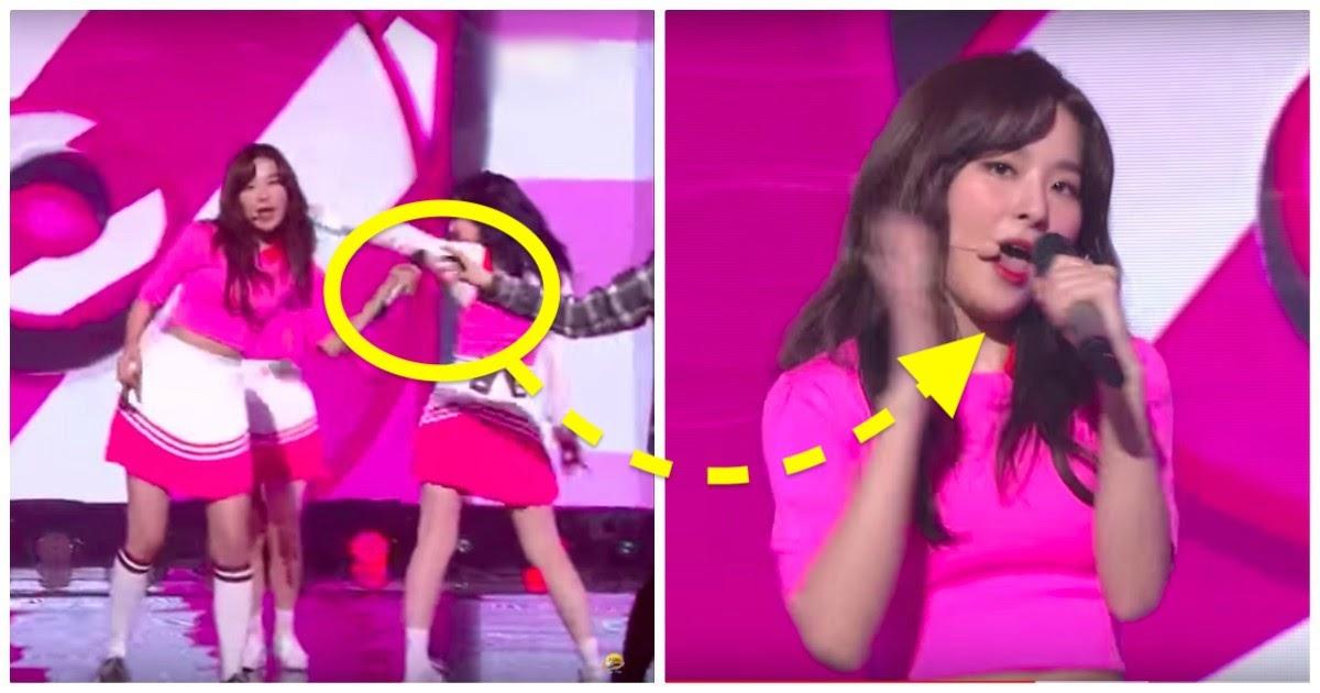 18 Amazing K Pop Stage Saves That Showed Idols True Professionalism Koreaboo