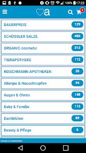Reischmann Apotheken screenshot 2