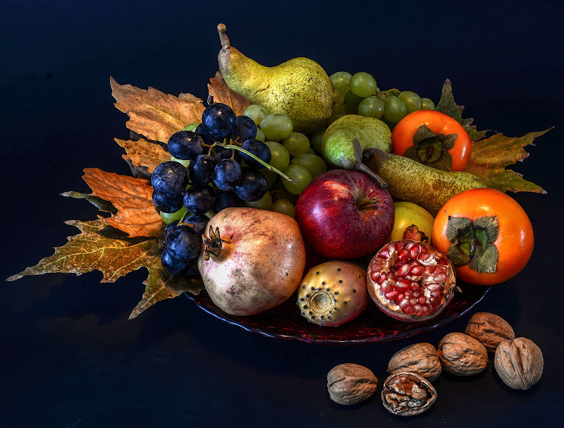 Only fruits & walnuts di Diana Cimino Cocco