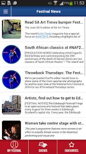 National Arts Festival - screenshot thumbnail