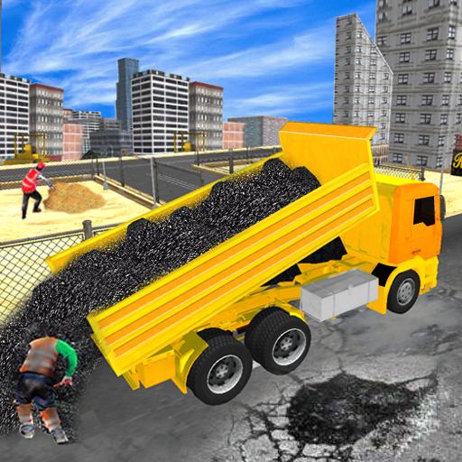 Construction City Mega Road 2018