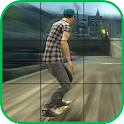 Street Skate Challenge: Puzzle icon
