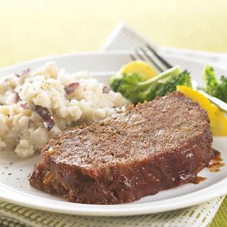 Easy Pleasing Meatloaf