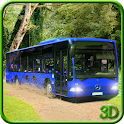 Off-Road Bus Hill Climb 3D icon