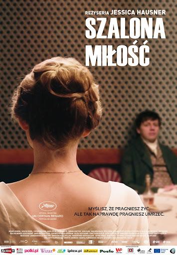 Polski plakat filmu 'Szalona Miłość'