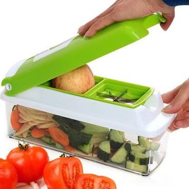 全新現貨12件多功能切菜機