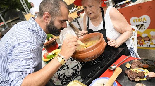 Feria de 2019: los XXV años del Concurso Gastronómico de Feria