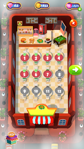 Cooking Mania - Restaurant Tycoon Game 2.7 screenshots 4