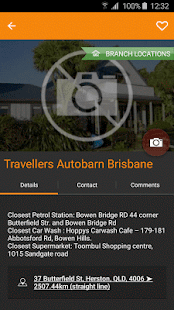 Travellers Autobarn - náhled