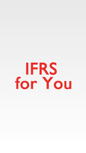 IFRS for You