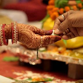 Pooja by Anurag Bhateja - Wedding Other ( rituals, pooja, hindu wedding, india, bride, dulhan )