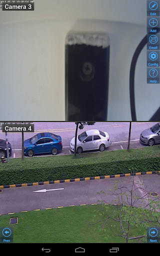 Zavio f3210 1080p ip camera   iphone & mac viewing.