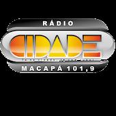 Rádio cidade FM Macapá