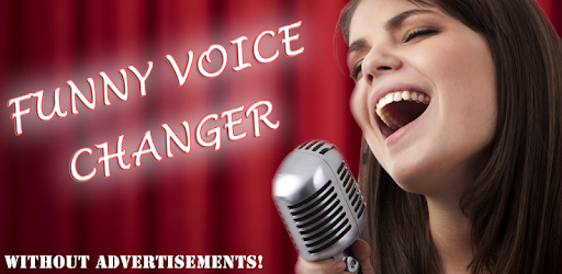 Voice changer WITHOUT ADS app for Android screenshot