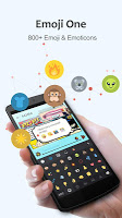 screenshot of EmojiOne - Fancy Emoji