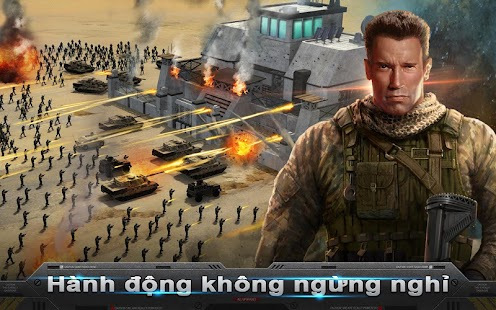 Tải Di động tấn công Mobile Strike APK