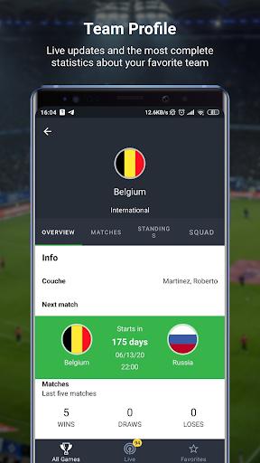 777score - Live Soccer Scores, Fixtures & Results 777SCORE-1.1.8-22 screenshots 4