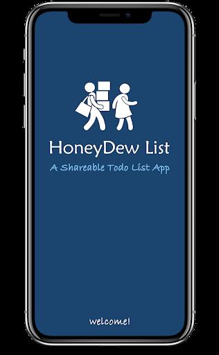 HoneyDew: To-Do List, Tasks & Reminders screenshots 1