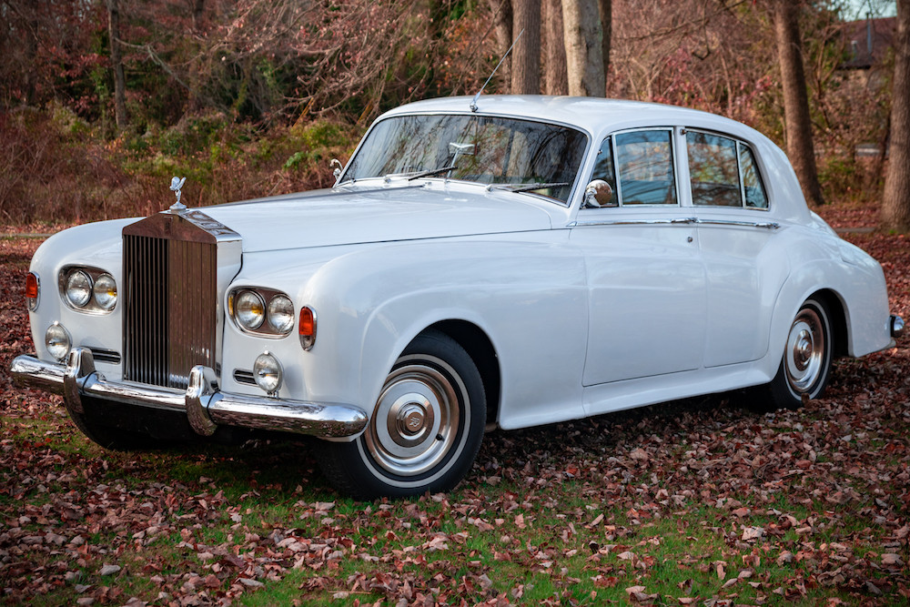 Rolls-Royce Silver Cloud Hire Pennsauken