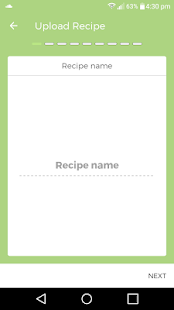 Recipe Book- screenshot thumbnail