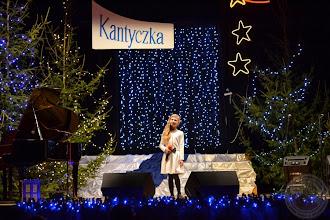 """Photo: Ogólnopolski Festiwal Kolędy i Pastorałki Współczesnej """"Kantyczka 2015"""" Maja Markowska"""