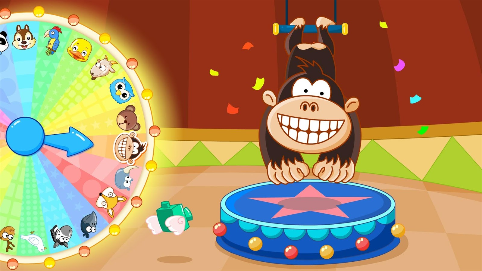 Animal Shows - Panda's Circus- screenshot