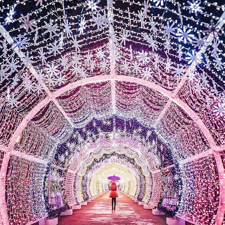 A celebração de Natal na Rússia