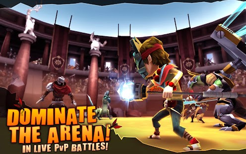 Might and Mayhem: Battle Arena- screenshot thumbnail