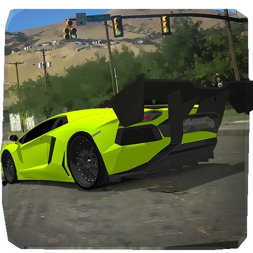 Crazy Car Parking 賽車遊戲 App LOGO-硬是要APP