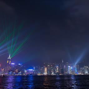 Hongkong by Phattana Sangsawang - Travel Locations Landmarks