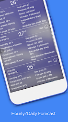 Weather Radar Pro APK screenshot thumbnail 10